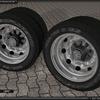Sax™ Wheel Rear Single+Double - TSL™ Parking