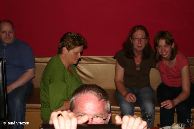 René Vriezen 2007-06-15 #0009 Café Xtra Meet and Greet 15-06-2007