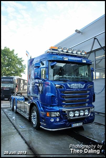 Svetsab  -6 Truckstar Festival Assen 2013