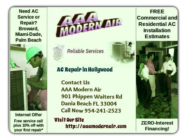 Hollywood ac repairing Ac Repair
