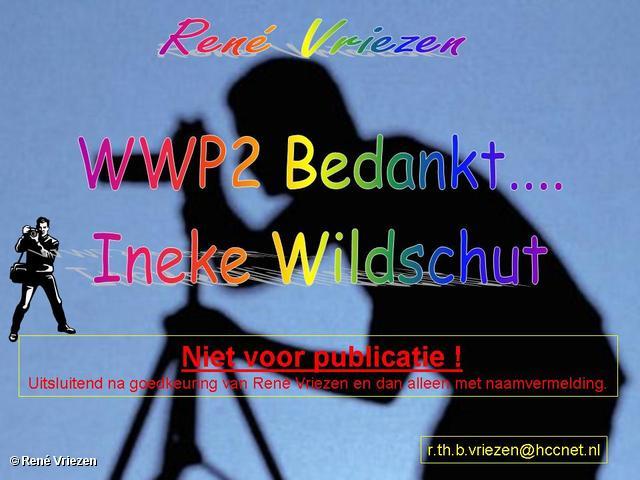 René Vriezen 2007-05-14 #0000 WWP2 Bedankt vm voorzitter Ineke Wildschut