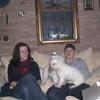 Jeroen en Christa 18-01-09 1 - In huis 2009