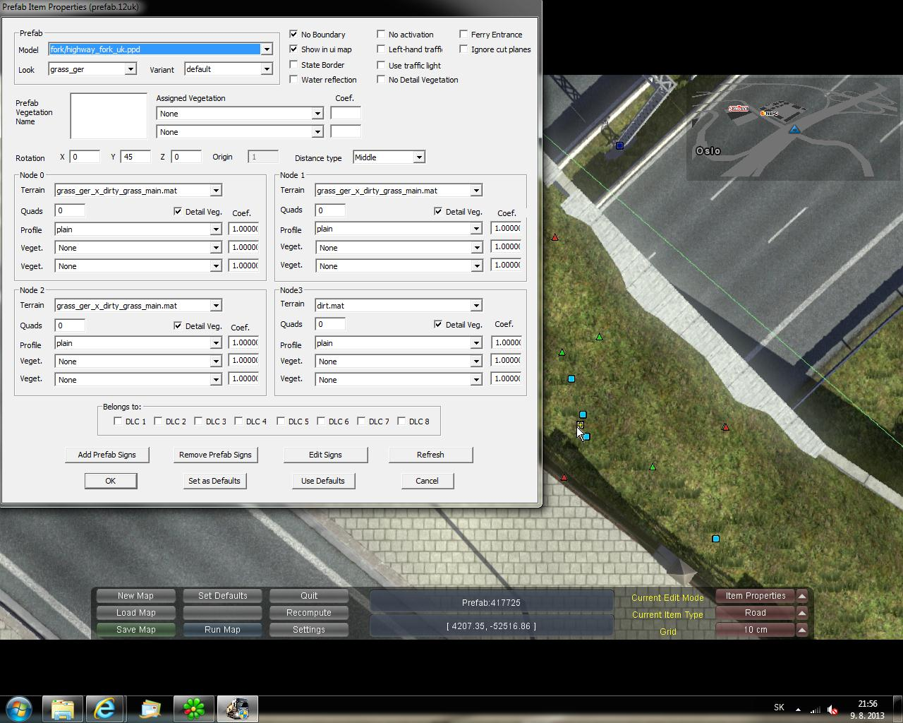 ets2 bugs promods 01 TZ map example Photo album by FLD