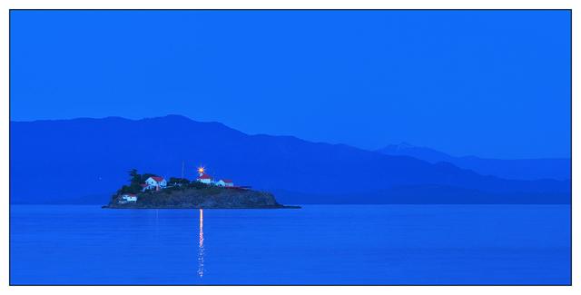 Chrome Island Vancouver Island