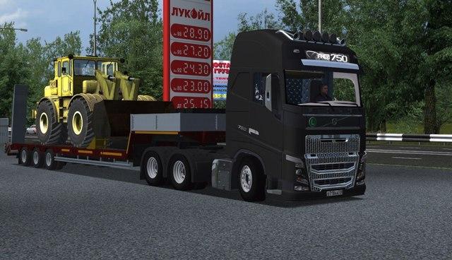 FH16 760 6x4 new gts GTS TRUCK'S