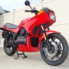 1988 K75S #0151763 Red 001a - SOLD....1988 BMW K75S #0151...