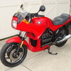 1988 K75S #0151763 Red 001c - SOLD....1988 BMW K75S #0151...