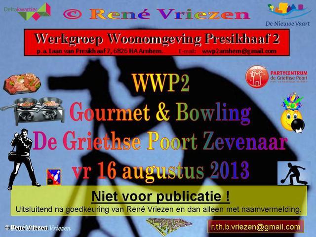 R.Th.B.Vriezen 2013 08 16 0000 WWP2 Gourmet & Bowlen De Griethse Poort Zevenaar vrijdag 16 augustus 2013