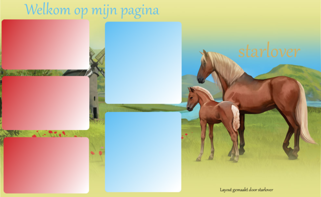 Layout,lusitano layouts