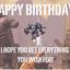 Birthdaycard - Picture Box
