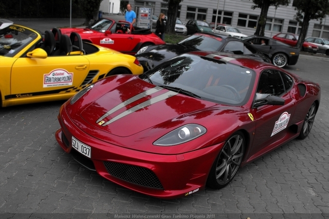 Ferrari 430 Scuderia (1) 1/18 Ferrari 430 Scuderia