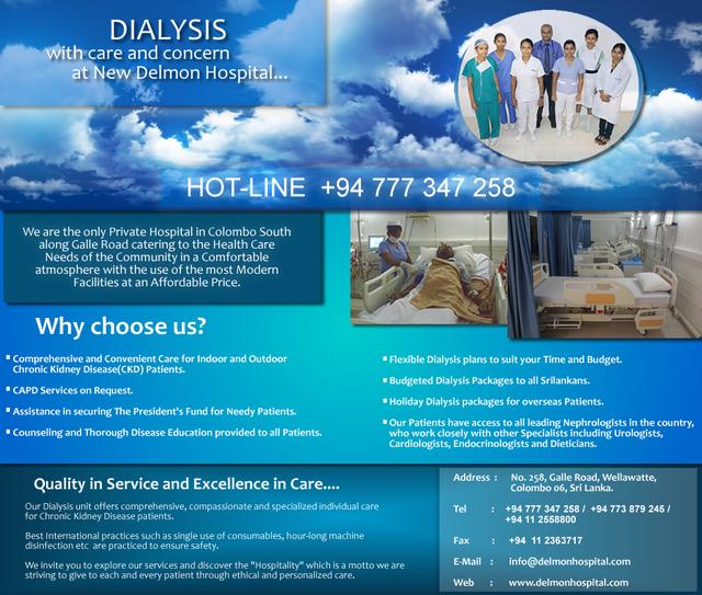 delmon new flyer DELMON UPDATED FLYER FOR DIALYSIS