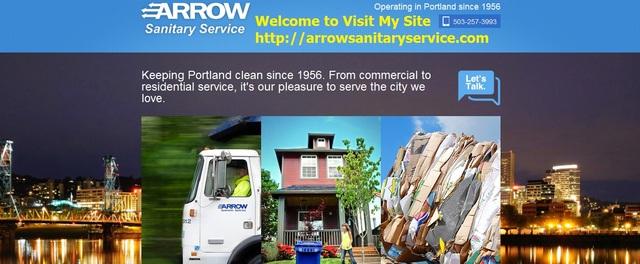 Sanitary Service Portland Picture Box