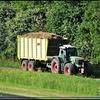 Traktor met silowagen - Traktoren  2013