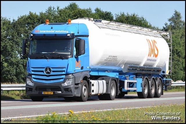 IMS - Veendam BZ-ZG-69 Wim Sanders Fotocollectie Photo album