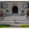 Parliament Steps - Vancouver Island