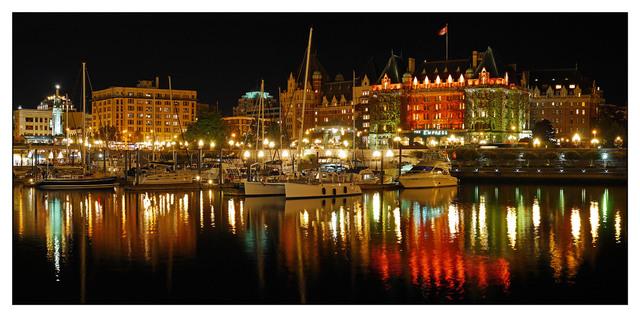 Inner Harbour Panorama Panorama Images