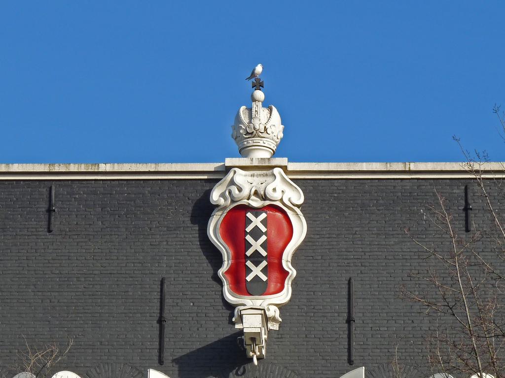 heraldiekP1020304 - amsterdam