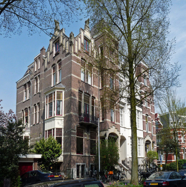 museumkwartierP1060937 amsterdam