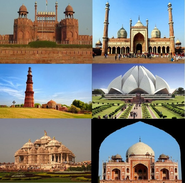 Golden Triangle with Ajanta Ellora Cave Tour Golden Triangle Tour by Luxury Train