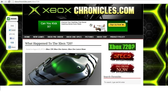 Experience a Completely New Xbox with Xbox 1 xbox