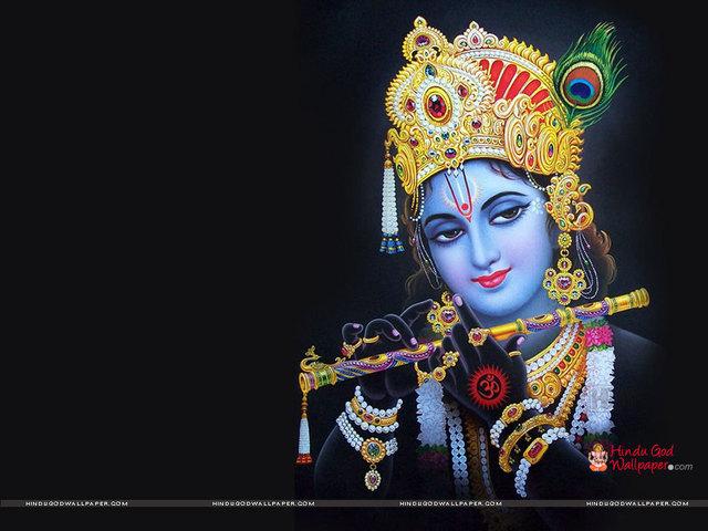 1090 krishna-black-wallpaper saran