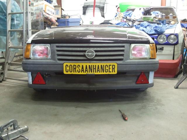 aa9 Corsa Aanhanger