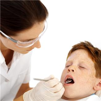 Dentist Mansfield Texas Picture Box