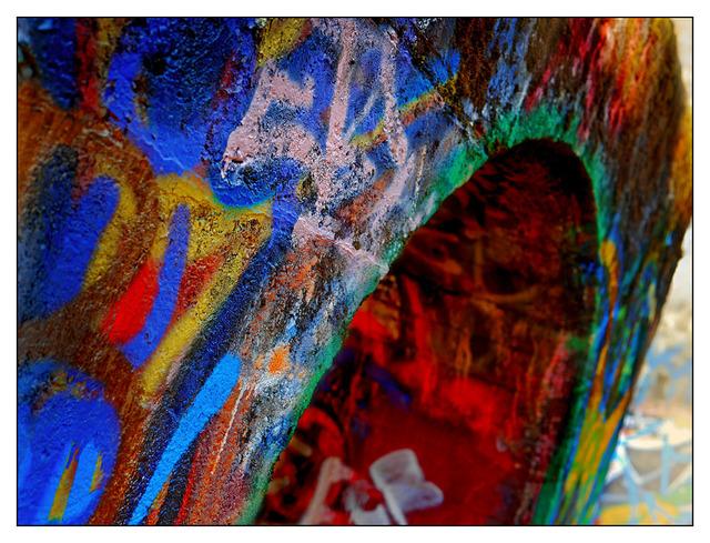 Tsolum Graffiti 01 Abandoned