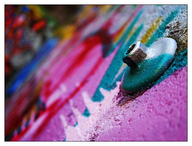 Tsolum Graffiti 02 Abandoned