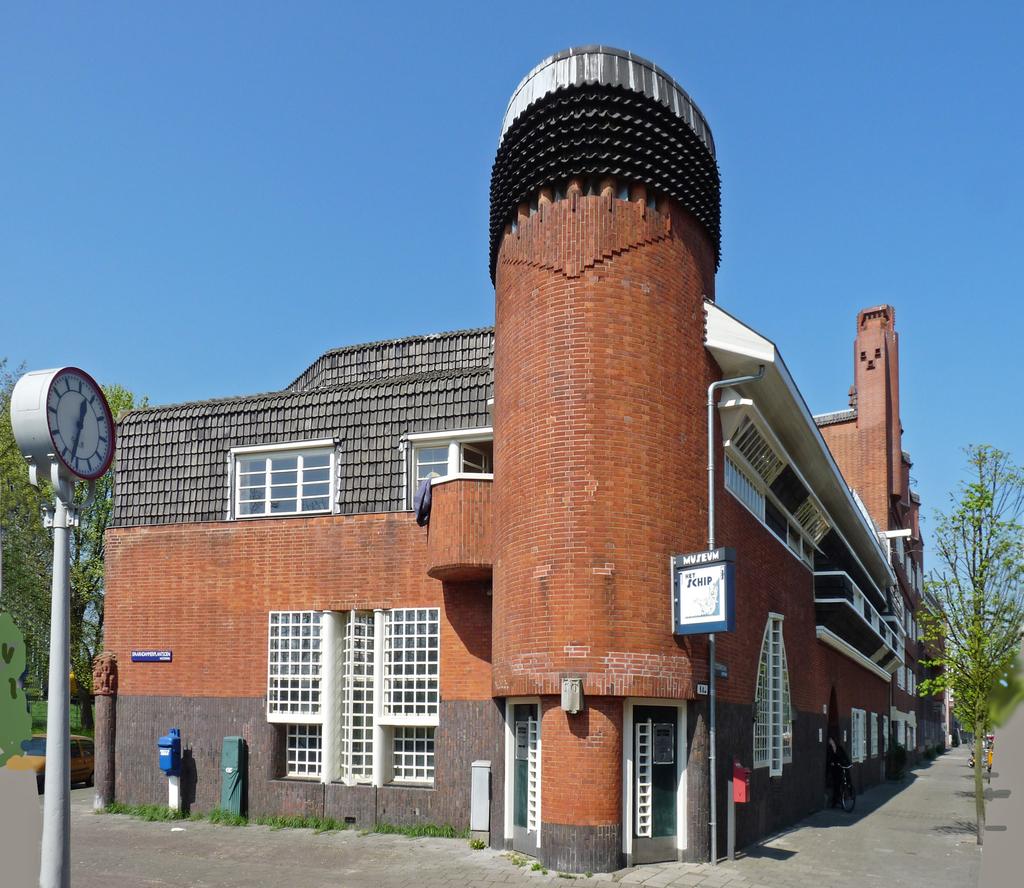 spaarndammerP1070236 - amsterdam