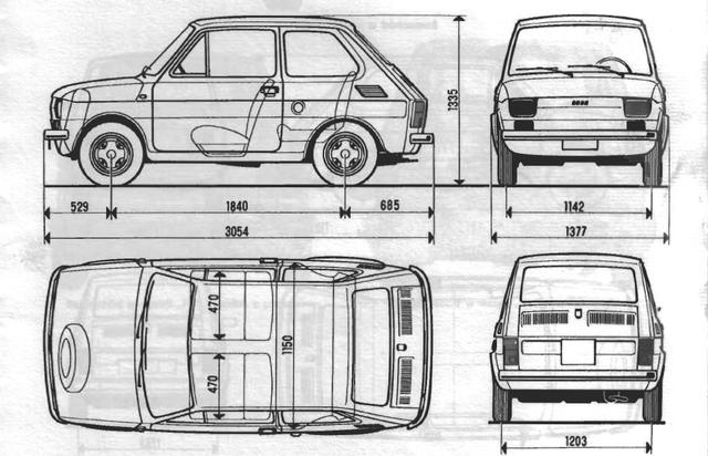 Fiat 126 Zdjęcia różne