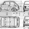 Fiat 126 - Rodzina, dom