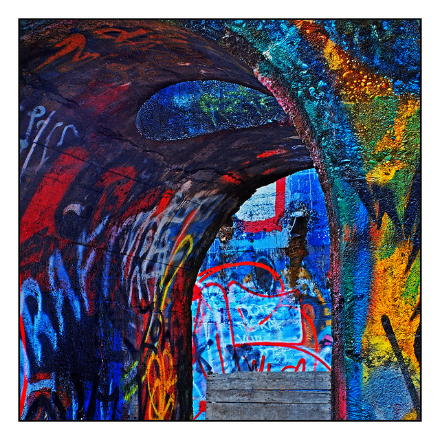 Tsolum Graffiti 03 Abandoned
