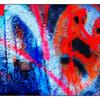 Graffiti Overlay 02 - Multiple Exposure