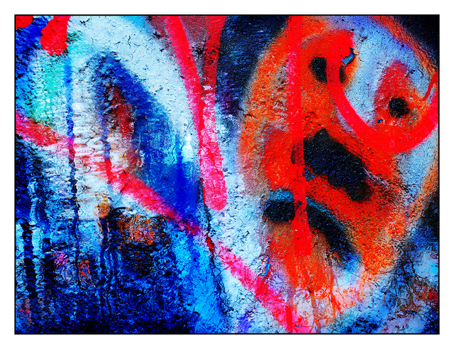 Graffiti Overlay 02 Multiple Exposure