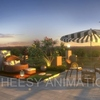 3D Exterior Penthouse Render - 3d exterior designs