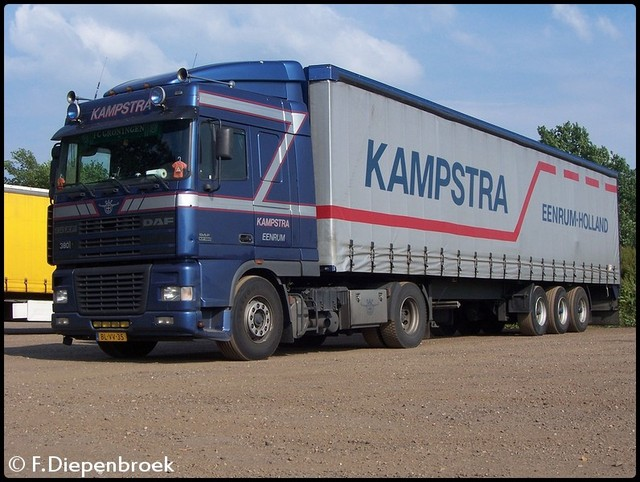 BL-VV-35 Daf XF SC Kamstra-BorderMaker oude foto's
