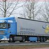 Benjamin Koelewijn - Foto's van de trucks van TF...