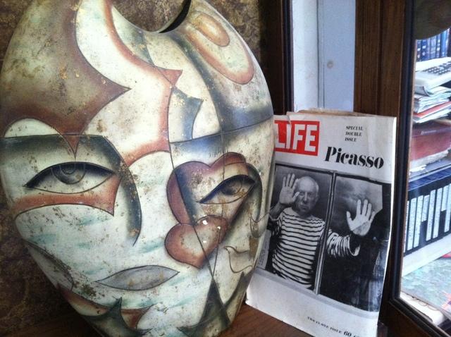 Signed Picasso Vase Picasso Vase