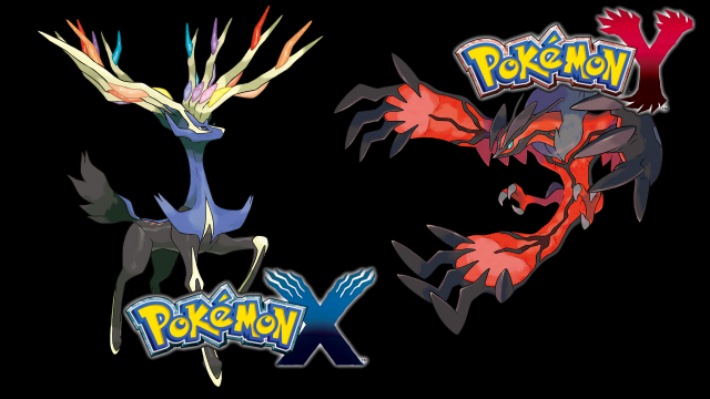 Pokemon x and y Picture Box