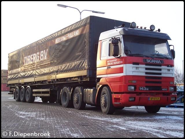 VP-61-LV Scania 143m 420 Tiberg3-BorderMaker oude foto's