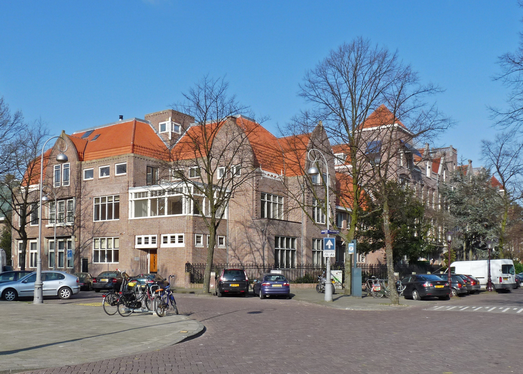 villasP1050694b - amsterdam