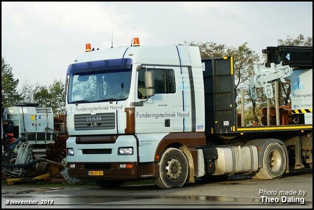 Funderingstechniek  Noord - Marum  BS-DT-07  -2 MAN