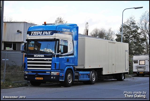 Kermis  auto - Groningen BJ-ND-68  (ex-Redder) Scania