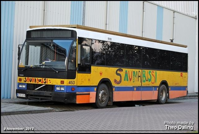 Saunabussi -  OTP-575 (Fin) Allerlei