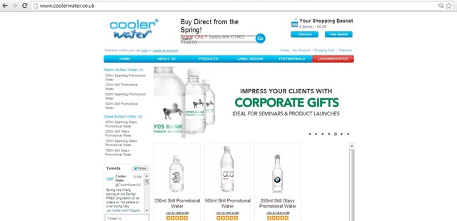 5 Top Tips for buying Promotional Water In Bottles branded wine