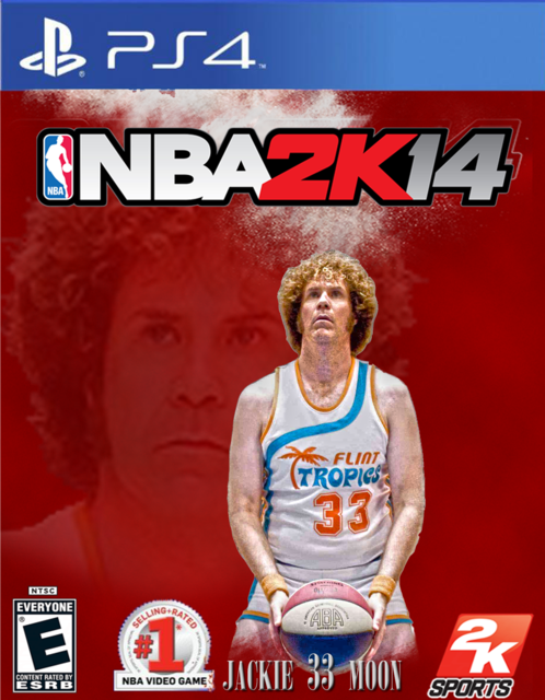 NBA 2k14 PS4 Picture Box