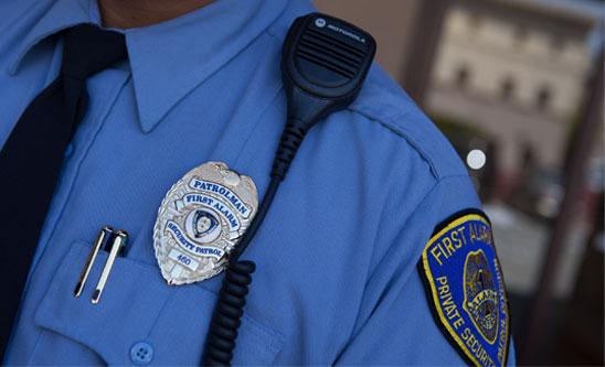 San Jose security guards (6) First Security Services