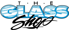 logo Glass Shop The Glass Shop